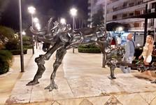 Marbella – bulvár Avenida del Mar