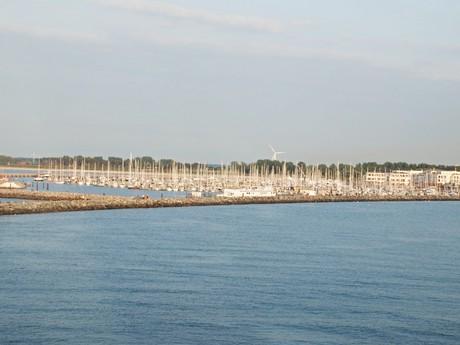 яхтенная пристань (Варнемюнде)