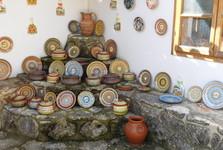 místní keramická dílna