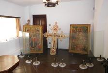 hrad rumunské královny – interiér