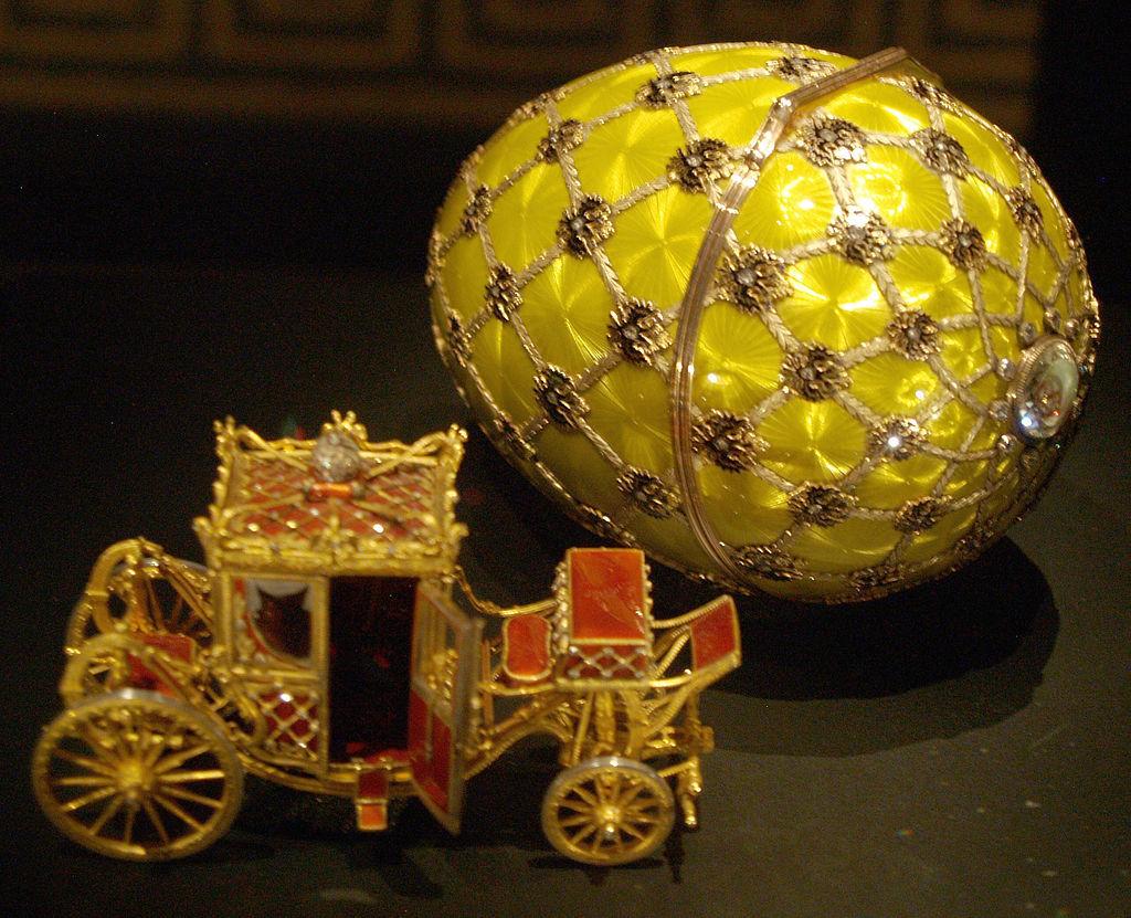 Fabergé's egg