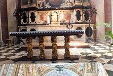 костел Св. Франциска (Пьяченца) – интерьер