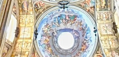 костел Св. Франциска (Пьяченца) – деталь