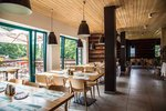 kouzelné prostředí hotelové restaurace