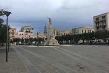 площадь в Монополи