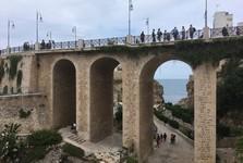 římský most v Polignano a Mare