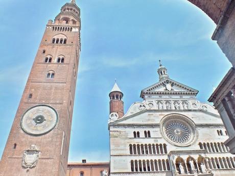 Torrazzo a Duomo Cremona