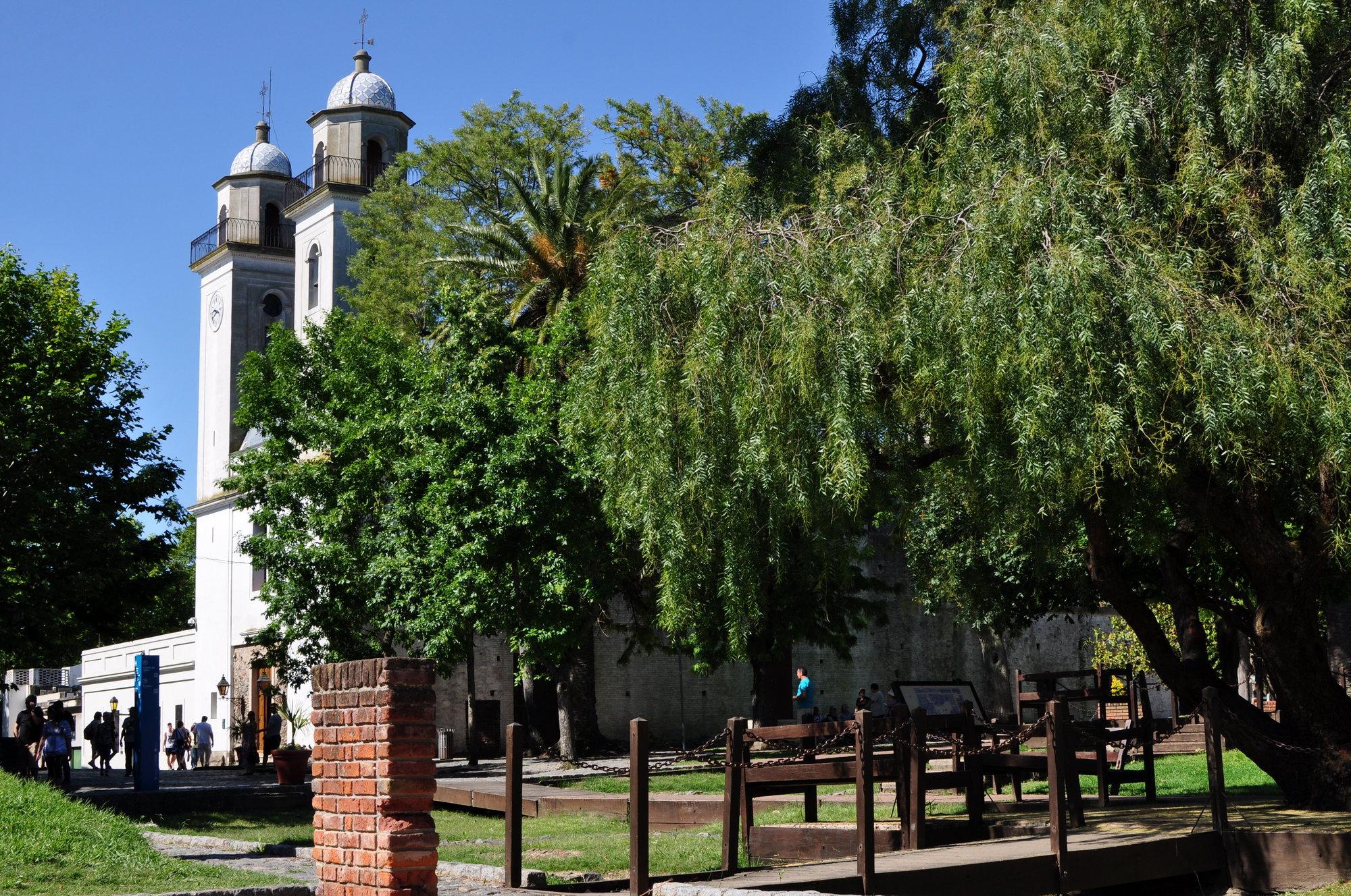 Plaza de Armas a Iglesia Matriz