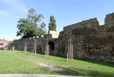 городские укрепления