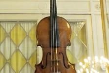 скрипка Страдивари(Кремона)