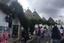 магазинчики в районе Rione Monti