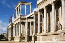 římské divadlo