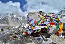 základný tábor Mount Everest Base Camp sa stal dosiahnuteľným cieľom pre ľudí z celého sveta