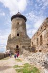 circular tower