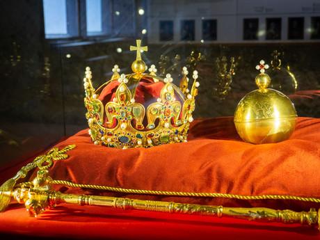 польские коронационные регалии
