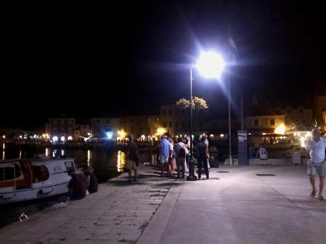 Стариград, порт