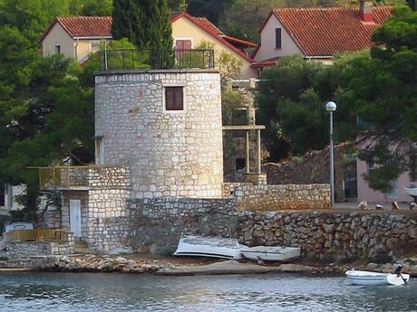 Стариград, старая ветряная мельница