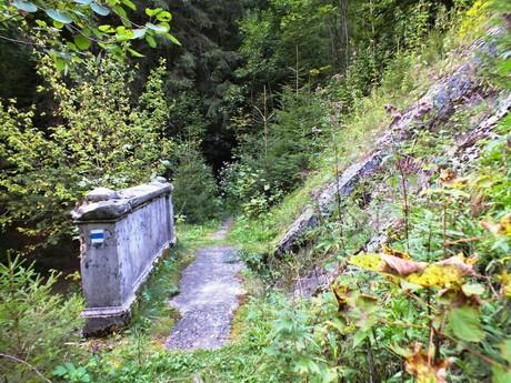 Bacúch – turistické stezky
