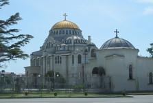 katedrála v meste Poti