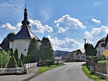 Farský kostel, Krušetnica