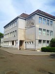 самое современное здание начальной школы, которое мы видели в Закарпатье