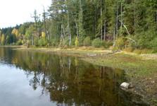 Laz water dam
