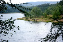 Pilská  water dam
