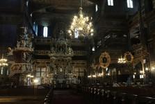 костел Мира в Свиднице – интерьер