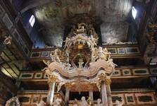 kostel Míru ve Svídnici – interiér