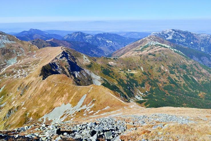 SR  Západní Tatry – podzimní túra na vrch Bystrá (www.infoglobe.cz) 78cad068a0