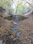 at Ovicinske waterfalls