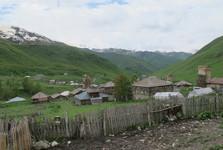 ako sa žije v Ushguli