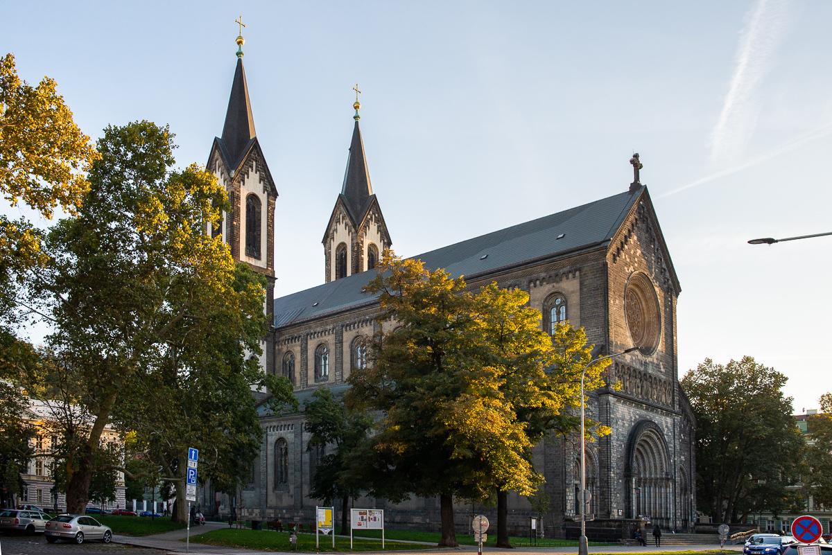 Костел Св. Кирилла и Мефодия