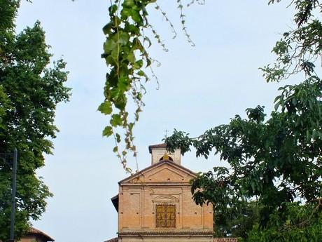 Chiesa Parrocchiale dei Santi Cosma e Damiano,  Граццано Висконти