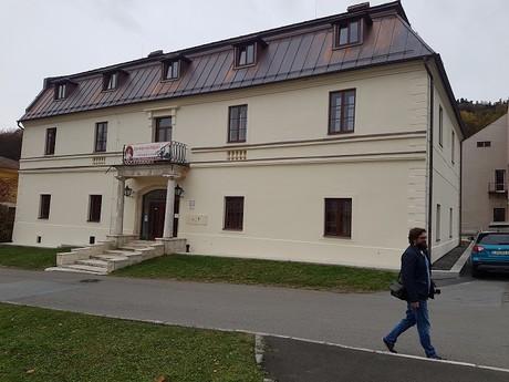 Vila Rákoci - Šarišské múzeum