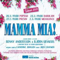 muzikál MAMMA MIA! Turné