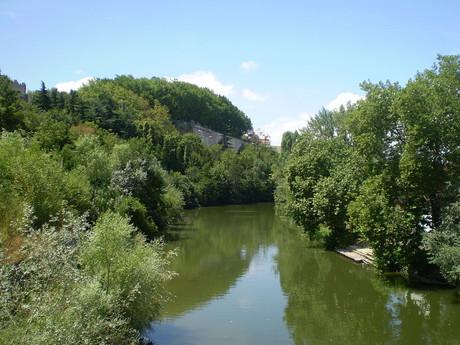 řeka Argo