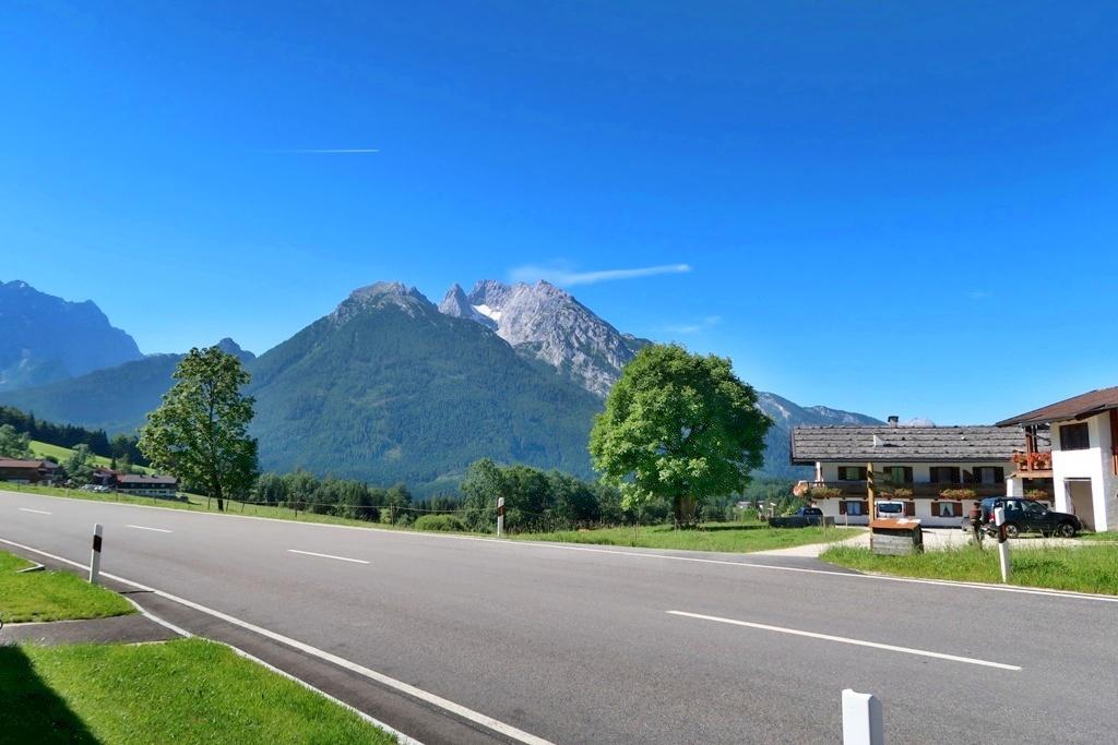 Ramsau, Watzmann mountain range