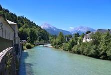 Salzbergwerk Berchtesgaden - okolie
