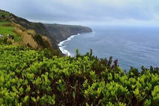 остров Сан-Мигел и его окрестности