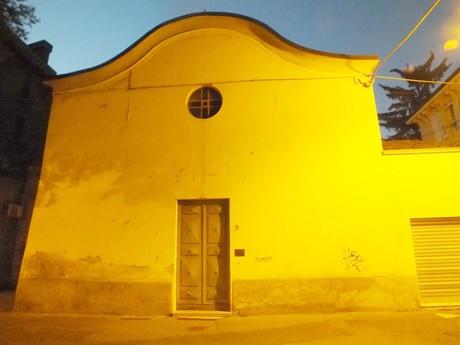 kostel sv. Bartoloměje, Salsomaggiore Terme
