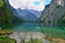 jazero Obersee
