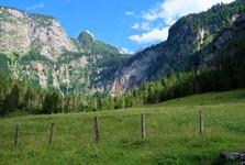 озеро Оберзе, водопад Ретбах