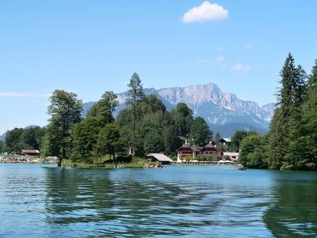 jazero Königssee