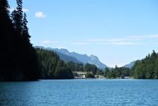 jazero Königssee (okolité dedinky)
