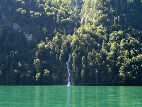 vodopád Schrainbach