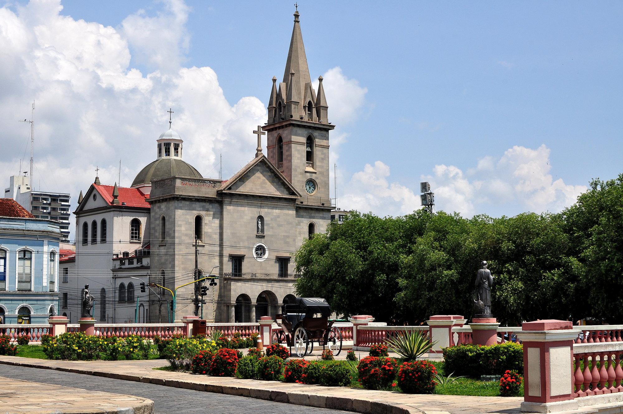 kostol São Sebastião
