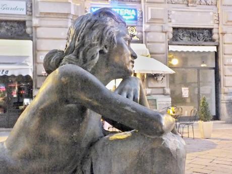 скульптура La Nostalgia (Salsomaggiore Terme)
