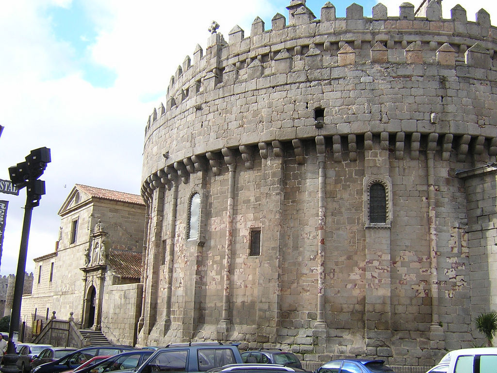 avilská katedrála