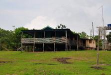 жилища местных